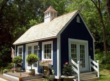 Cool small gardening ideas for tiny house 34