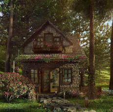 Cool small gardening ideas for tiny house 36