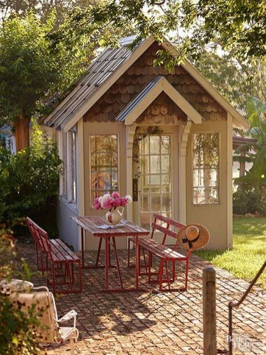 Cool small gardening ideas for tiny house 47