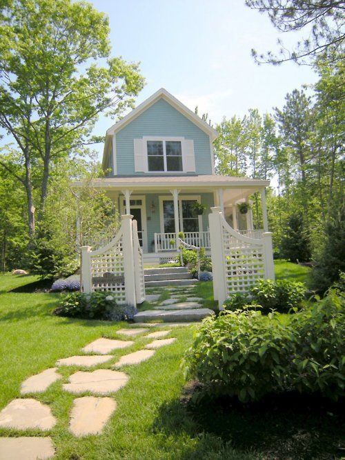 Cool small gardening ideas for tiny house 52