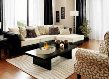 Creative coffee table design ideas for living room 18