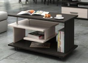 Creative coffee table design ideas for living room 51