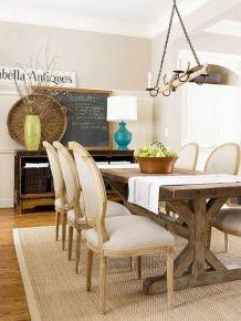 Cute dining room rug decorating ideas 39