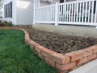 Elegant backyard landscaping ideas using bricks 25