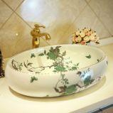 Elegant bowl less sink bathroom ideas 52