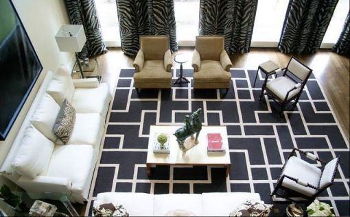 Elegant carpet pattern design ideas for 2019 05