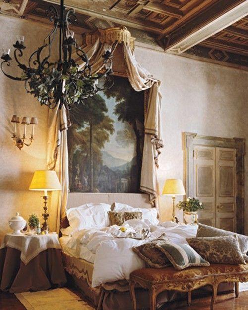 Fancy rustic italian decor ideas 41