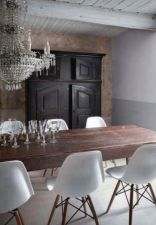 Fancy rustic italian decor ideas 48
