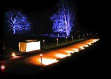 Gorgeous night yard landscape lighting design ideas 44