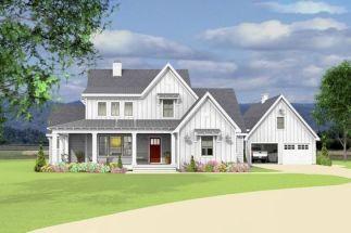 Luxurious house architecture designs inspiration ideas 03
