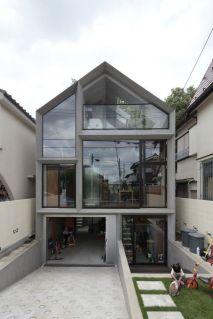 Luxurious house architecture designs inspiration ideas 23