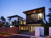 Luxurious house architecture designs inspiration ideas 49