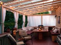 Modern small outdoor patio design decorating ideas 05