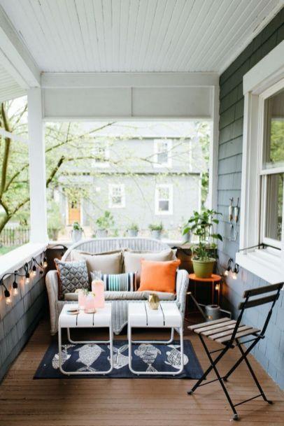 Modern small outdoor patio design decorating ideas 09