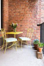 Modern small outdoor patio design decorating ideas 12