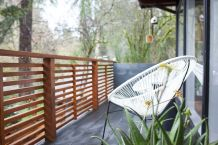 Modern small outdoor patio design decorating ideas 41