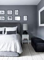 Stunning grey bedroom flooring ideas for soft room 03