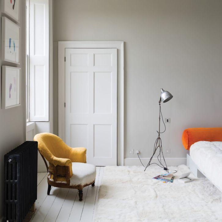 Stunning grey bedroom flooring ideas for soft room 09