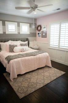 Stunning grey bedroom flooring ideas for soft room 30
