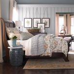 Stunning grey bedroom flooring ideas for soft room 55