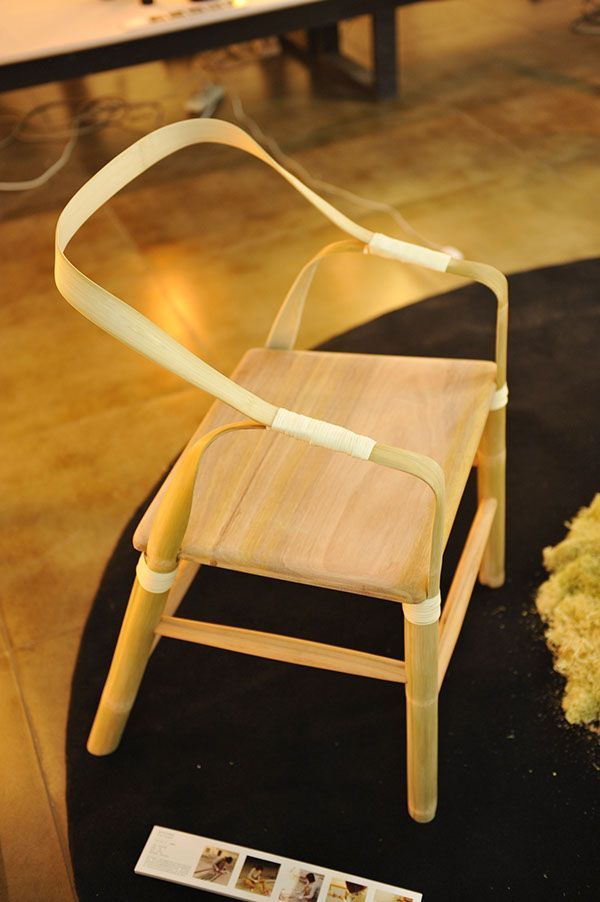 Unique bamboo sofa chair designs ideas 31