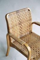 Unique bamboo sofa chair designs ideas 44