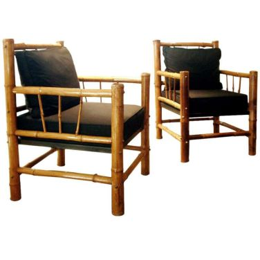 Unique bamboo sofa chair designs ideas 53