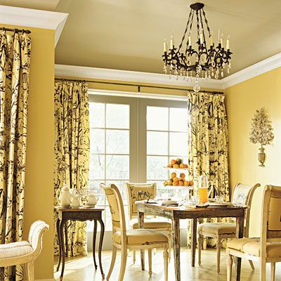 Unique dining room design ideas with french style 05
