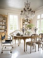 Unique dining room design ideas with french style 08