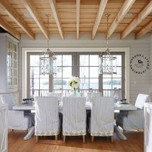 Unique dining room design ideas with french style 09