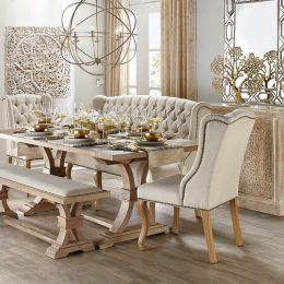 Unique dining room design ideas with french style 48