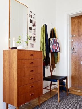 Adorable simple entryway decorating ideas for small spaces 07