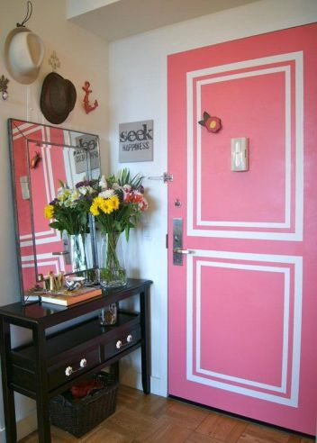 Adorable simple entryway decorating ideas for small spaces 39