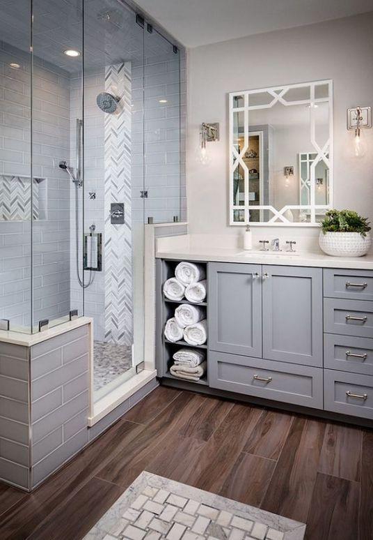 Affordable bathtub design ideas for classy bathroom 20