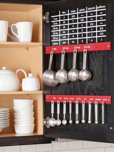 Amazing diy organized kitchen storage ideas 01