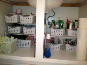 Amazing diy organized kitchen storage ideas 35