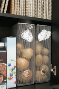 Amazing diy organized kitchen storage ideas 43