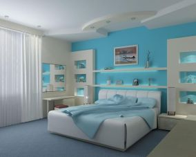Awesome french style bedroom decor ideas 22