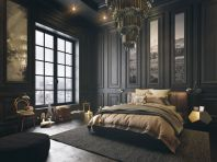 Awesome french style bedroom decor ideas 38