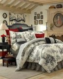 Awesome french style bedroom decor ideas 44