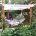 Best backyard hammock decor ideas 07