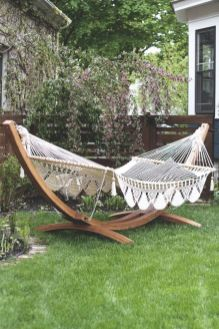 Best backyard hammock decor ideas 15