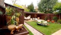 Best backyard hammock decor ideas 43
