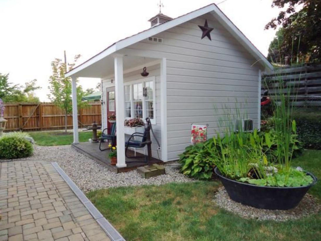 Captivating ideas for backyard studio office 15