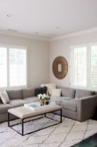 Charming gray living room design ideas for your apartment 02