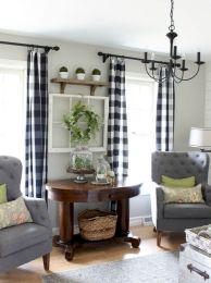 Charming gray living room design ideas for your apartment 22