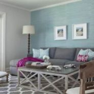 Charming gray living room design ideas for your apartment 32