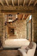 Colorful brick wall design ideas for home interior ideas 01