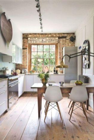 Colorful brick wall design ideas for home interior ideas 28