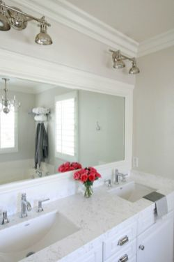 Cool bathroom mirror ideas 05